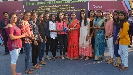 SRCOE is the best diploma and engineering college in Pune regularly conducting the training programmes for students