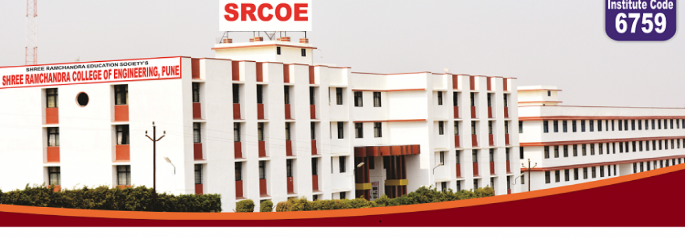 SRCOE is offering diploma degree civil engineering courses in Pune university