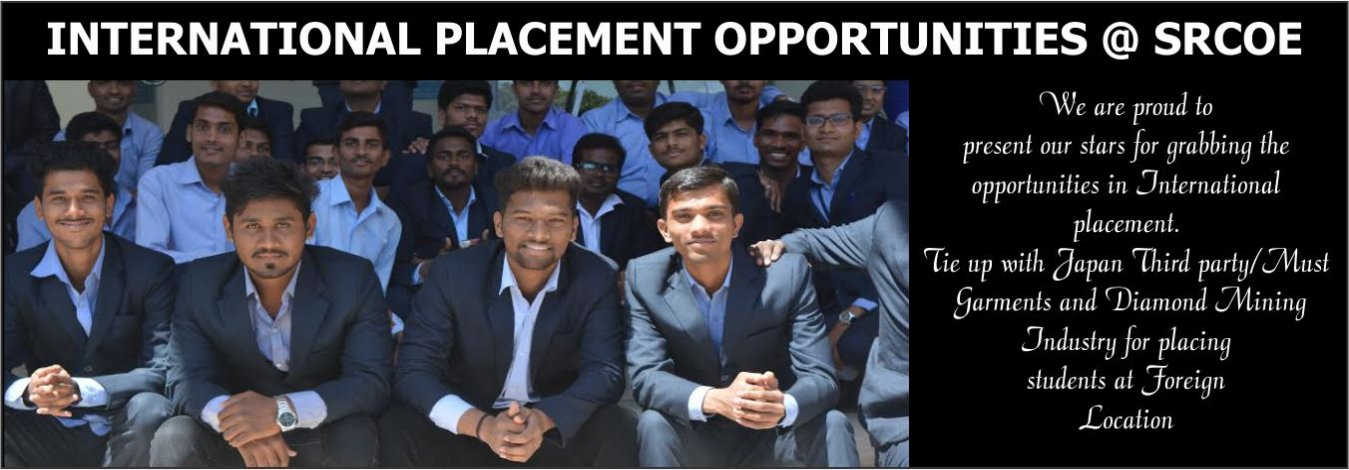 International Placement Opportunities